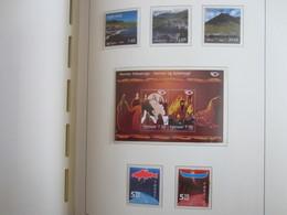 Faroe Islands 2006 ,  Facit 557 - 559 + 572 - 573 + Block 29  MNH  (Complete Sets) (Box 1 - 51) - Féroé (Iles)
