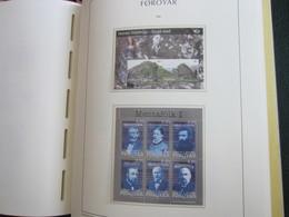 Faroe Islands 2008 ,  Block 36 & 37  MNH  (Complete Sets) (Box 1 - 54) - Féroé (Iles)