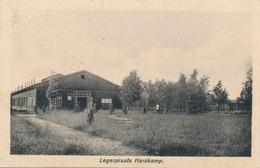 CPA - Pays-Bas - Legerplaats Harskamp - Netherlands