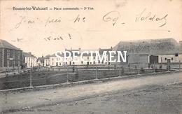 Place Communale 2e Vue - Boussu-lez-Walcourt - Froidchapelle