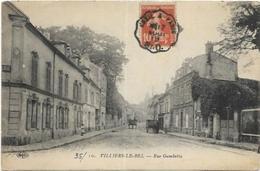 D 95.  VILLIERS LE BEL - Villiers Le Bel