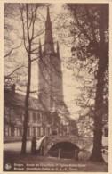 AO12 Bruges, Musee De Gruuthuse Et Eglise Notre Dame - Brugge