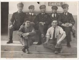 Essay Les Nancy 1931 Aviation Sergent Aviateur Militaire Pilote Né à Vandières... Photo 12x16cm Décoration Médaille - Personnages