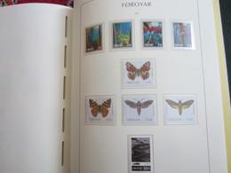 Faroe Islands 2010 ,  Facit 685 - 693 MNH  (Complete Sets) (Box 1 - 59) - Féroé (Iles)