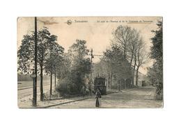 Tervueren   Un Coin De L'Avenue Et De La Chaussée De Tervueren. - Tervuren