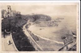 AP69 Biarritz, Eglise Sainte Eugenie Et Port Des Pecheurs - Biarritz