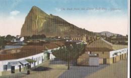 AP69 The Rock From The Linea Bull Ring, Gibraltar - Gibraltar
