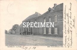 La Poste - Bassilly Zullik - Belgique