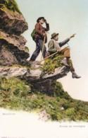 AQ55 Social History - Bergfuhrer, Guides De Montagne - Professions