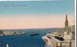 AQ55 Malta, Marsamuscetto Harbour - Malta