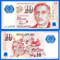 Singapour 10 Dollars 2005 Sport Polymere Polymer Singapore Paypal Bitcoin OK - Singapore