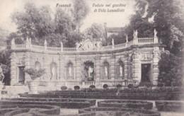 AQ57 Frascati, Veduta Nel Giardino Di Villa Lacelotti - Other
