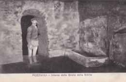 AQ57 Pozzuoli, Interno Della Grotta Della Sibilla - Pozzuoli