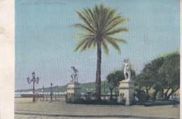 AQ57 Napoli,  Piazza Vittorio - Early Undivided Back - Napoli (Naples)