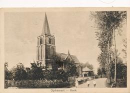 CPA - Pays-Bas - Ophemert - Kerk - Netherlands