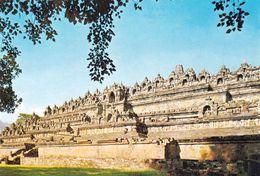1 AK Indonesien * Borobudur Auf Java - Die Größte Buddhistische Tempelanlage Der Welt - Seit 1991 UNESCO Weltkulturerbe - Indonesien
