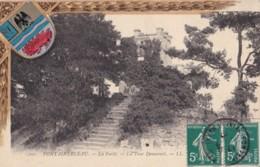 AM46 Fontainebleau, La Foret, La Tour Denecourt - Coat Of Arms - Fontainebleau