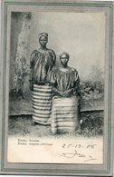CPA - GUINEE - BISSAU  - Aspect Des 2 Jeunes Indigènes Catholiques ( Grumetes ) En 1906 - Guinea-Bissau
