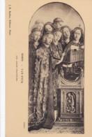 AS80 Art Postcard - Les Anges Chanteurs By Van Eyck - Paintings