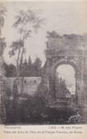 AS80 Art Postcard - Vista Del Arco De Tito, Campo Vaccino, Roma By Velazquez - Paintings