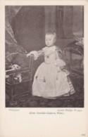 AS80 Art Postcard - Infant Philipp Prosper By Velazquez - Paintings