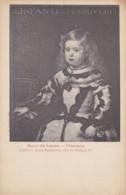 AS80 Art Postcard - L'Infante Marie Marguerite, Fille De Philippe IV By Velazquez - Paintings