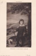 AS80 Art Postcard - Principe D. Baltasar Carlos By Velazquez - Paintings