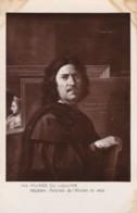 AS80 Art Postcard - Portrait De L'Artiste En 1650 By Poussin - Paintings