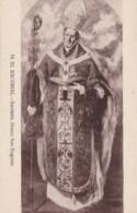 AS80 Art Postcard - El Escorial, Sacristia, Greco, San Eugenio - Paintings