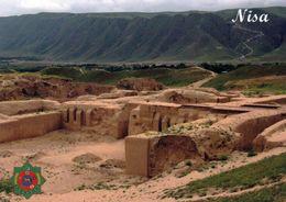 1 AK Turkmenistan * Ausgrabungsstätte Nisa - Die Erste Hauptstadt Der Parther - Seit 2007 UNESCO Weltkulturerbe * - Turkmenistan
