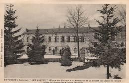 """DEVESSET (Ardèche) """"LES SAPINS"""" - Other Municipalities"""