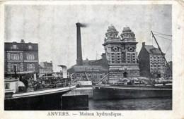 Belgique - Anvers - Maison Hydraulique - Antwerpen