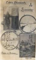 Belgique - Guerre 14/18 - Carte-Photo - Ypres - Green Diamonds Souvenir - France Et Belgique - Ieper