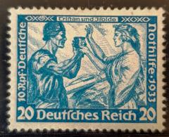 DEUTSCHES REICH 1933 - MNH, Postfrisch - Mi 505 - Wagner: Tristan Und Isolde - Allemagne