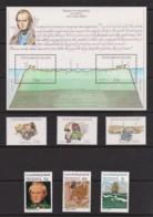 Cocos Islands 1981, 1986 Charles Darwin Two Sets + Minisheet MNH - Kokosinseln (Keeling Islands)