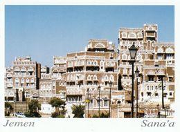 1 AK Yemen Jemen * Sana'a Die Hauptstadt Des Jemen - Die Altstadt Ist Seit 1988 UNESCO Weltkulturerbe * - Jemen