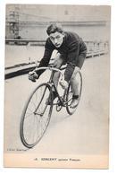Cyclisme 28 Sergent Sprinter Français Non Circulée - Cyclisme
