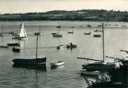 Locquirec Vue Du Port Vers Le Fond De La Baie  Ed La Cigogne - Locquirec