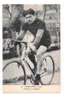 Cyclisme 47 Routier Champion De Belgique Non Circulée - Cyclisme