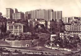 Napoli - Vomero - Via Aniello Falcone  - Viaggiata - Napoli