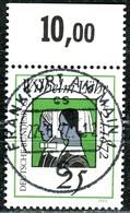 BRD - Mi 710 Oberrand -  Zentrisch OO Gestempelt (A) - 25Pf            Wilhelm Löhe - [7] República Federal