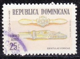 DOMINIKANISCHE REPUBLIK [1972] MiNr 0999 ( O/used ) Kultur - Dominikanische Rep.