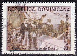 DOMINIKANISCHE REPUBLIK [1976] MiNr 1136 ( O/used ) Gemälde - Dominikanische Rep.