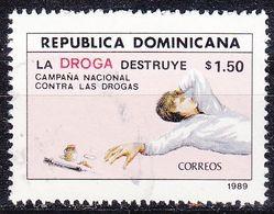 DOMINIKANISCHE REPUBLIK [1989] MiNr 1587 ( O/used ) - Dominikanische Rep.