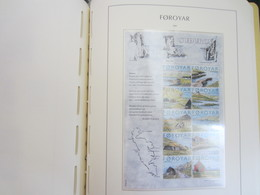 Faroe Islands 2004 , Block 19 (Complete Sets) (FDC 3) - Féroé (Iles)