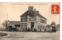1 - SACLAY  (S.-et-O.) - Auberge Du Christ -Maison PERRIN - Saclay