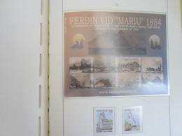 Faroe Islands 2004 , Facit 511 - 512 + Block 21  (Complete Sets) (FDC 2) - Féroé (Iles)