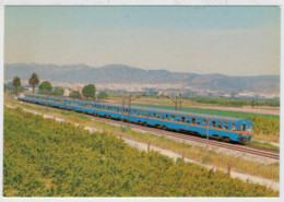 SPAIN       TRAIN,ZUG,TREIN,TRENI,GARE,BAHNHOF,STATION STAZIONI  2 SCAN (NUOVA) - Treni