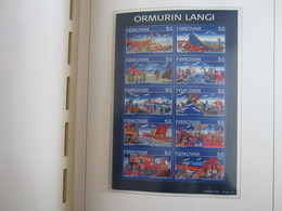 Faroe Islands 2006 , Block 28  (Complete Sets) (FDC 3) - Féroé (Iles)