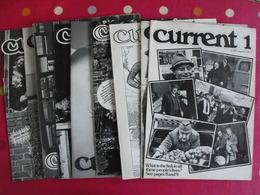 Lot De 9 Revues En Anglais. Current. 1976 - English Language/ Grammar